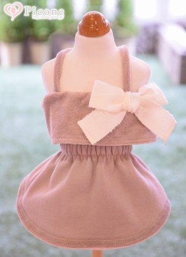 【Louis Dog】 Organic Strap Dress