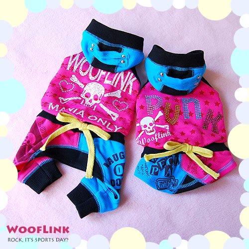 【WoofLink】 I ROCK, IT'S SPORTS DAY!