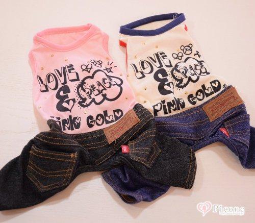 【PINK GOLD Pink Label】LOVE & PE...
