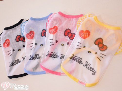 【Otty×HELLO KITTY 】COOLメッシュ☆...