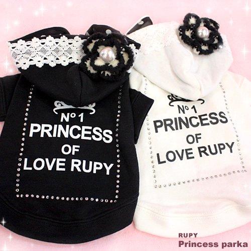 【RUPY】 プリンセスパーカー