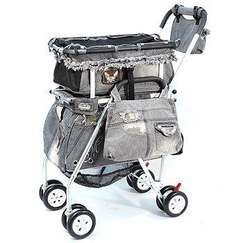 【Mother Cart】 2段式プレミアムカート・ダメージブラック