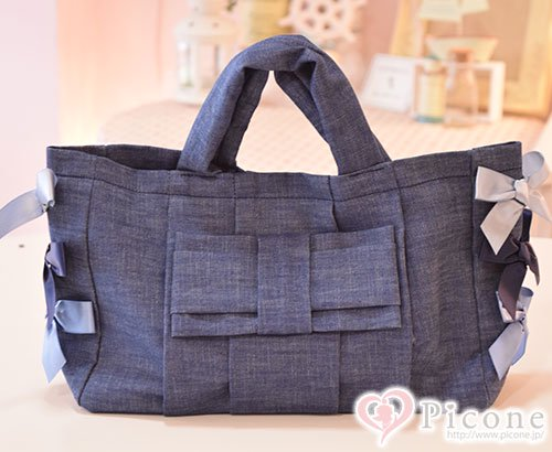 ��Chi^ku�� ���ꡪRibbon Bag