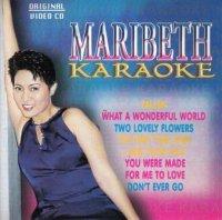 <img class='new_mark_img1' src='https://img.shop-pro.jp/img/new/icons50.gif' style='border:none;display:inline;margin:0px;padding:0px;width:auto;' />第2回 貴重盤・新古品大セール  : Maribeth Karaoke (カラオケVCD)です *