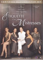 Etiquette For Mistresses DVD