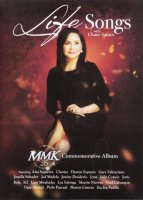 V.A / Life Songs with Charo Santos - MMK25 commemorative album -