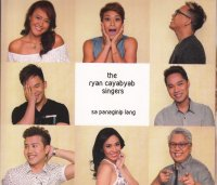 The Ryan Cayabyab Singers (ライアン・カヤブヤブ・シンガーズ) / Sa Panaginip Lang