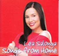 Lea Salonga / Songs From Home 2枚組み