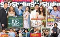 STARSTUDIO (フィリピン版) 2017年2月号