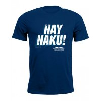 <img class='new_mark_img1' src='https://img.shop-pro.jp/img/new/icons42.gif' style='border:none;display:inline;margin:0px;padding:0px;width:auto;' />Hay Naku! Tシャツ ネイビー