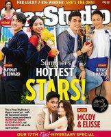 STARSTUDIO (フィリピン版) 2017年4月号