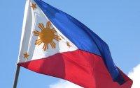 フィリピン国旗(約150センチ×300センチ) ナイロン製(送料無料)
