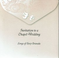 Gary Granada / Invitation to a Chapel Wedding