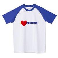 アイラブフィリピン(I Love Philippines) 002 ラグラン袖