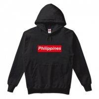 フィリピン ロゴ パーカ 002