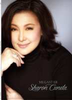 <img class='new_mark_img1' src='https://img.shop-pro.jp/img/new/icons1.gif' style='border:none;display:inline;margin:0px;padding:0px;width:auto;' />Sharon Cuneta / Mega Star Sharon Cuneta