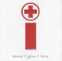 V.A / RED CROSS - I move, I Give, I Love AVCD