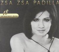 シャ・シャ・パディーリア (Zsa Zsa Padilla) / 18 Greatest Hits
