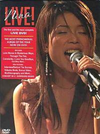 Nina / Nina Live! DVD