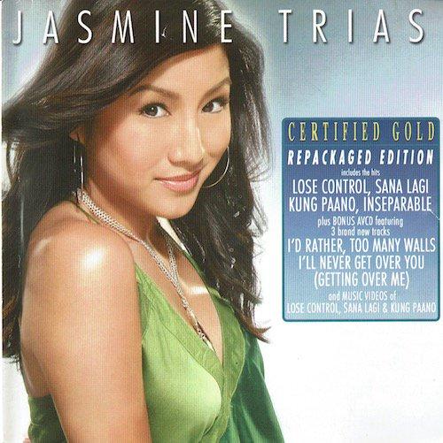 Jasmine Trias / Jasmine Trias repackaged editon 2CD
