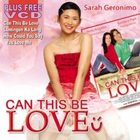 Sarah Geronimo/Can This Be Love 2CD