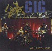 Side A / GIG All Hits Live CD