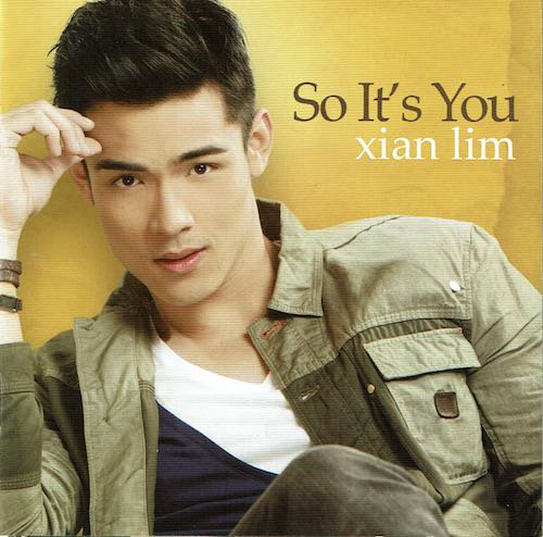 Xian Lim / So It's You