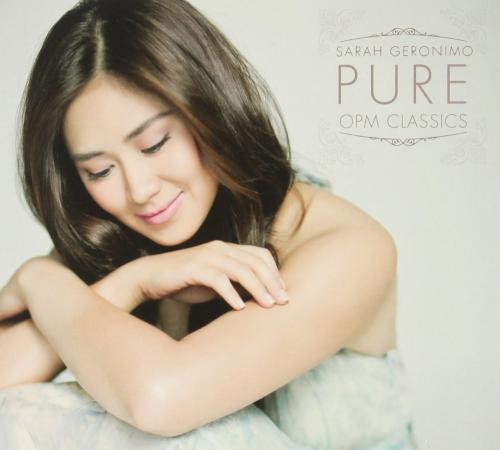 Sarah Geronimo (サラ・ヘロニモ) / Pure OPM Classics