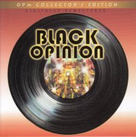 Black Opinion Band - digitally remastered (復刻版)