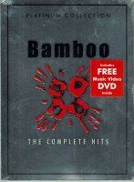 Bamboo(バンブー) / The Complete Hits CD+DVD