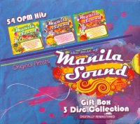 V.A / The Best Of Manila Sound 54 OPM Hits (3 disc collection)