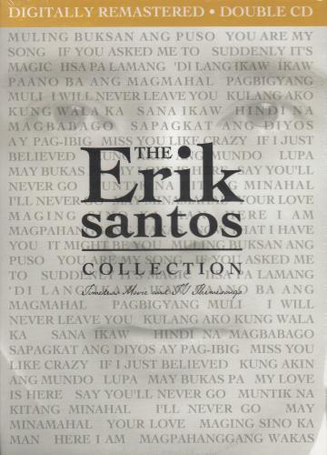 Erik Santos (エリック・サントス) / The Erik Santos Collecton 2CD