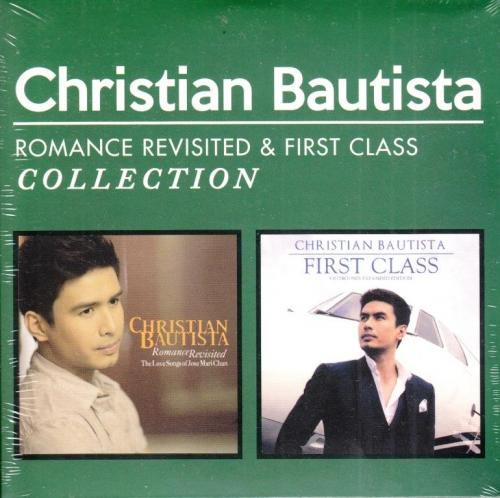 Christian Bautista / Romance Revisited & First Class Collection (2CD)