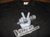 The Voice of the Philippines T-Shirts Lサイズ