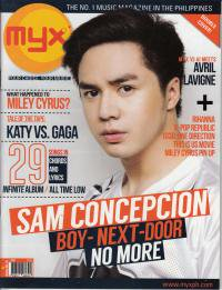 MYX issue No.35