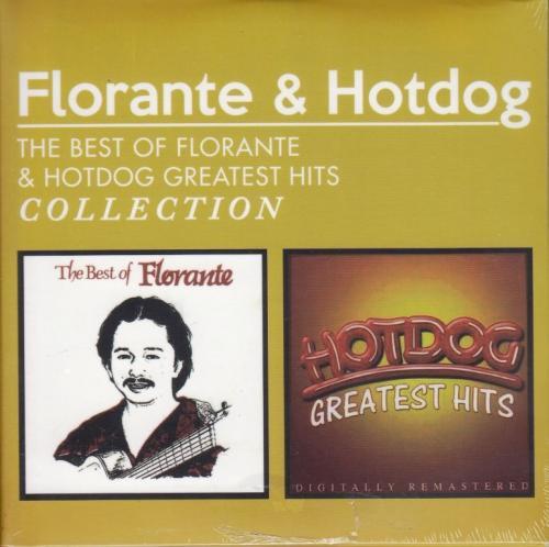 Florante & Hotdog / The Best of Florante & Hotdog collection 2CD