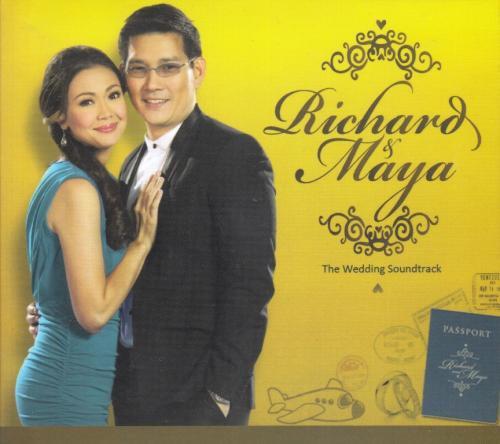 V.A / Richard & Maya The Wedding Soundtrack