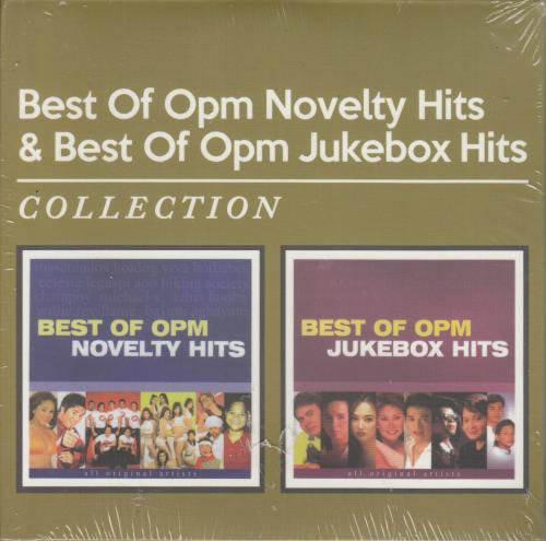 V.A / Best of OPM Novelty Hits & Best of OPM Jukebox Hits collection