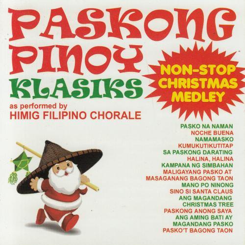 V.A / Paskong Pinoy Kasiks (non-stop Christmas Medley)
