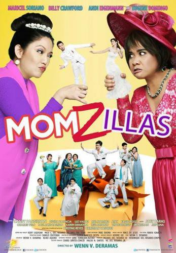 Momzillas DVD