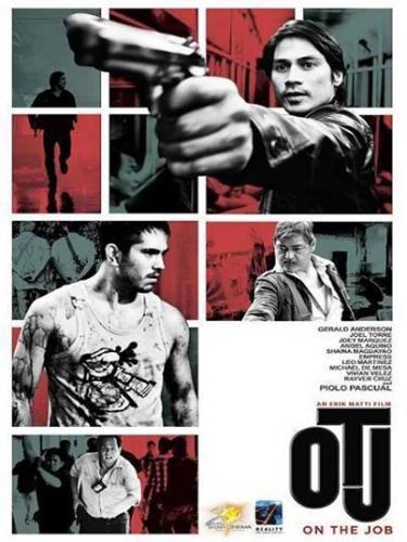 OTJ (On The Job) DVD