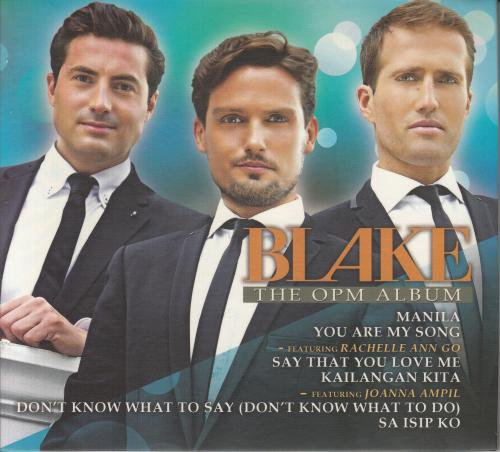 Blake (ブレイク) / The OPM Album