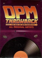 V.A / OPM THROWBACK (the best of OPM favorites) 4枚組み