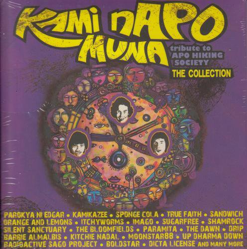 V.A / Kami nApo Muna (tribute to Apo Hiking Society) the Collection 2CD