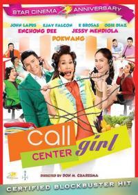 Call Center Girl DVD