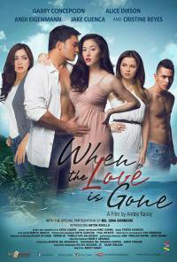 When The Love Is Gone DVD