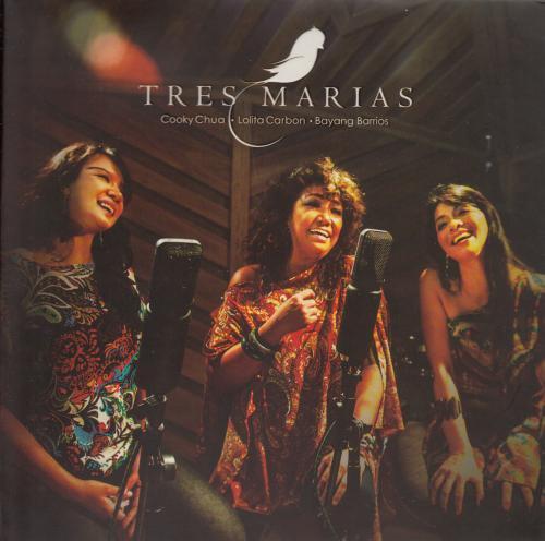 TRES MARIAS (Cooky Chua, Lolita Carbon, Bayang Barrios)