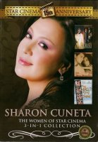 Sharon Cuneta - The Women of Star Cinema 3 -in- 1 collection