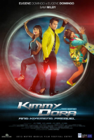<img class='new_mark_img1' src='https://img.shop-pro.jp/img/new/icons24.gif' style='border:none;display:inline;margin:0px;padding:0px;width:auto;' />Kimmy Dora (ang Kiyemeng Prequel) DVD