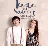 Kean Cipriano and Eunice Jorge / Happy Together